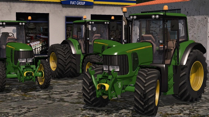 Photo of FS17 – John Deere 6330 Traktör V1.1
