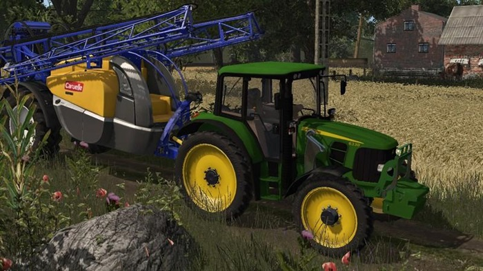 Photo of FS17 – John Deere 6330 Konforlu Traktör V1