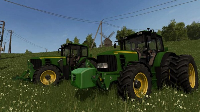 Photo of FS17 – John Deere 6820 Traktör V1