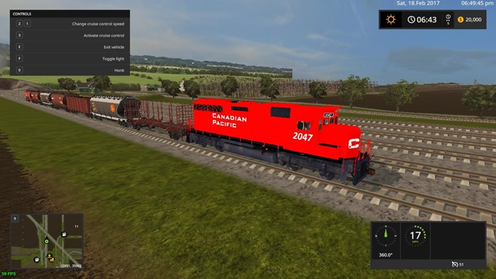Photo of FS17 – Kanada Pasifik Tren Modu V1