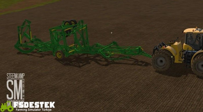 Photo of FS17 – Kelly 60CT Kültivatör V1
