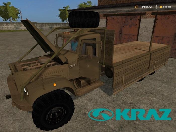 Photo of FS17 – Kraz 257 Kamyon Modu V1.2