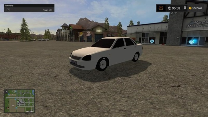 Photo of FS17 – Lada Priora V1