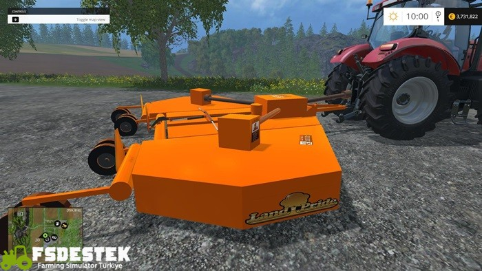Photo of FS15 – Land Pride V3