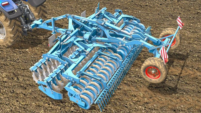 Photo of FS17 – Lemken Heliodor 9/600 KA Kültivatör V1.2.1.0