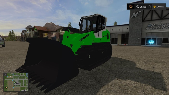 Photo of FS17 – Liebherr 634 Reskin V1