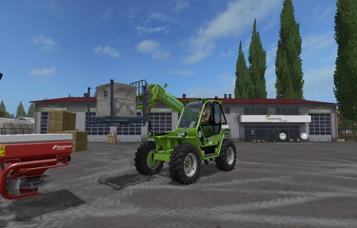 Photo of FS17 – Merlo P41.7 V1.1