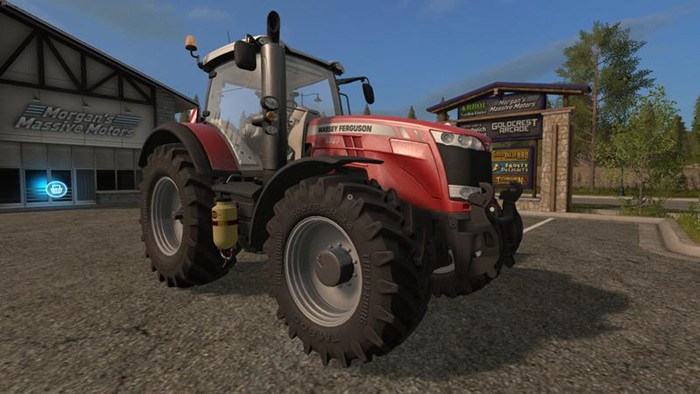 Photo of FS17 – Massey FErguson 8700 Serisi Traktör V1