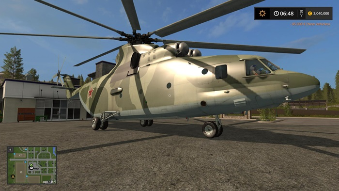 Photo of FS17 – MI26T Helikopter Yaması V0.1