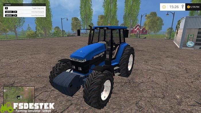 Photo of FS15 – New Holland 8970 Traktör