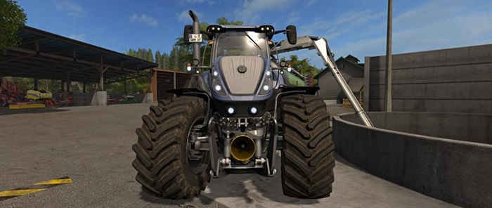 Photo of FS17 – New Holland T7 HD Traktör V2.1