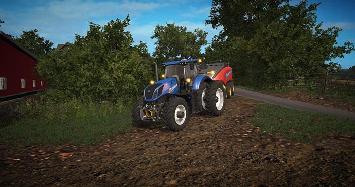 Photo of FS17 – New Holland T7 Traktör
