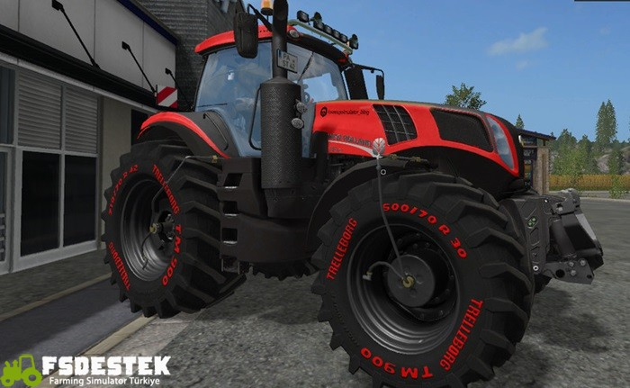 Photo of FS17 – New Holland T8 Traktör V1