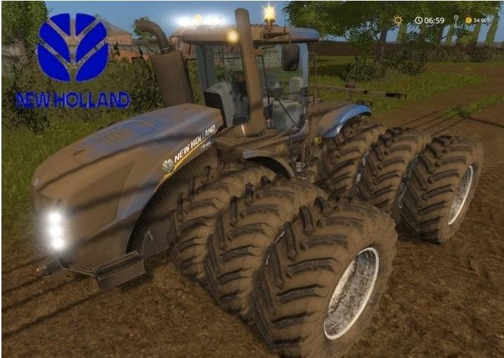 Photo of FS17 – New Holland T0.450 Traktör V2