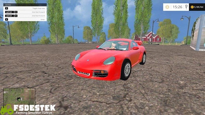 Photo of FS15 – Porsche Cayman S Final