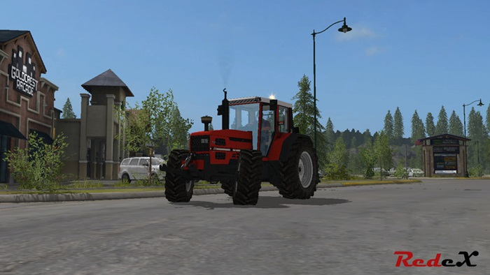 Photo of FS17 – Same Galaxy 170 Traktör V1.2.8