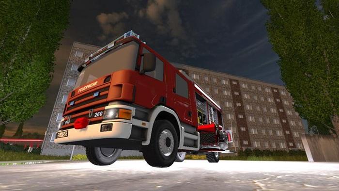 Photo of FS17 – Scania 94D LF24 V1 İtfaiye Kamyonu