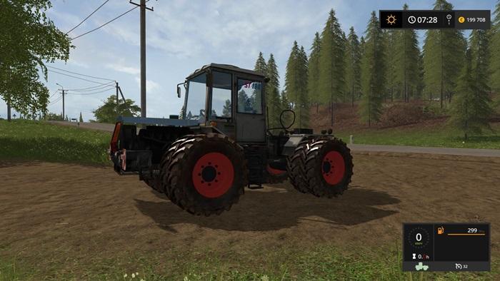 Photo of FS17 – Skoda ST-180 Traktör V1