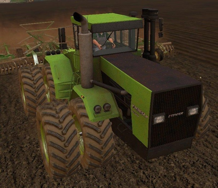 Photo of FS17 – Steiger Tiger 525 Traktör V1