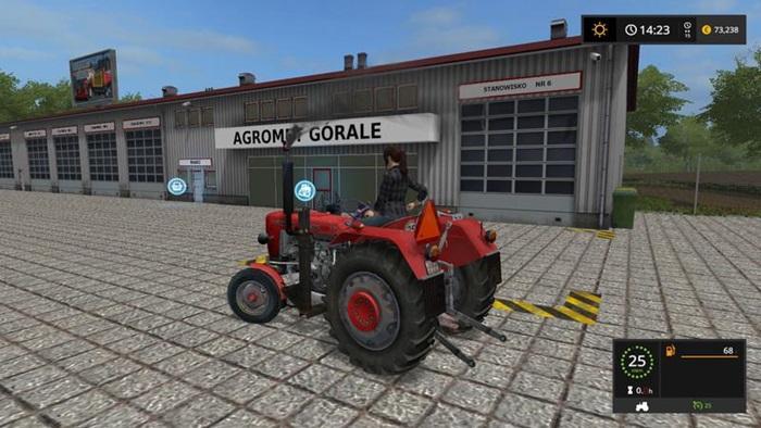 Photo of FS17 – Ursus C330 Gerçek Sesli Traktör V2