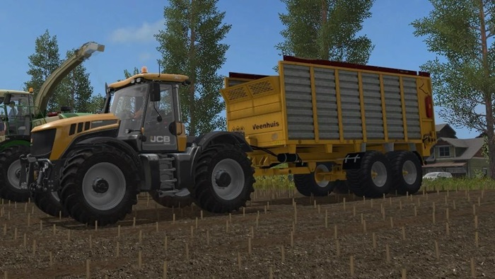 Photo of FS17 – Veenhuis W400 Römork V1.1