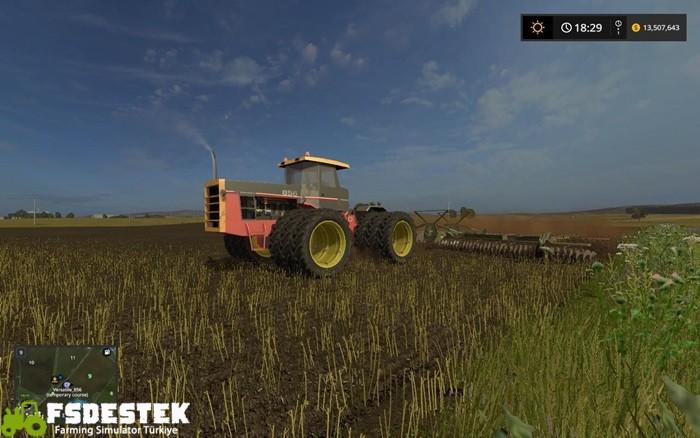 Photo of FS17 – Versatile 856 Traktör V1