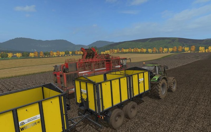Photo of FS17 – Wielton Agro Römork Paketi V1.3