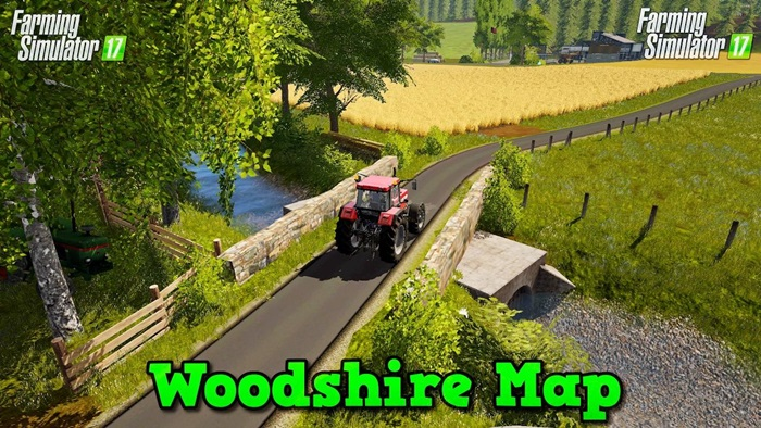Photo of FS17 – Woodshire Haritası V1.3