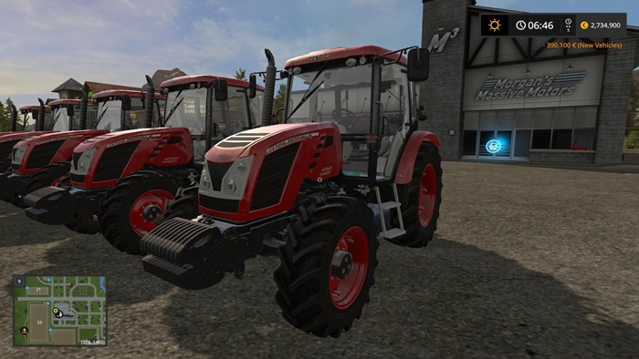 Photo of FS17 – Zetor Proxima ACR 2017 Traktör V1