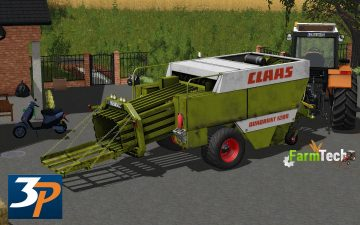 Photo of FS17 – Claas Quadrant 1200 Balya Makinesi V1.0