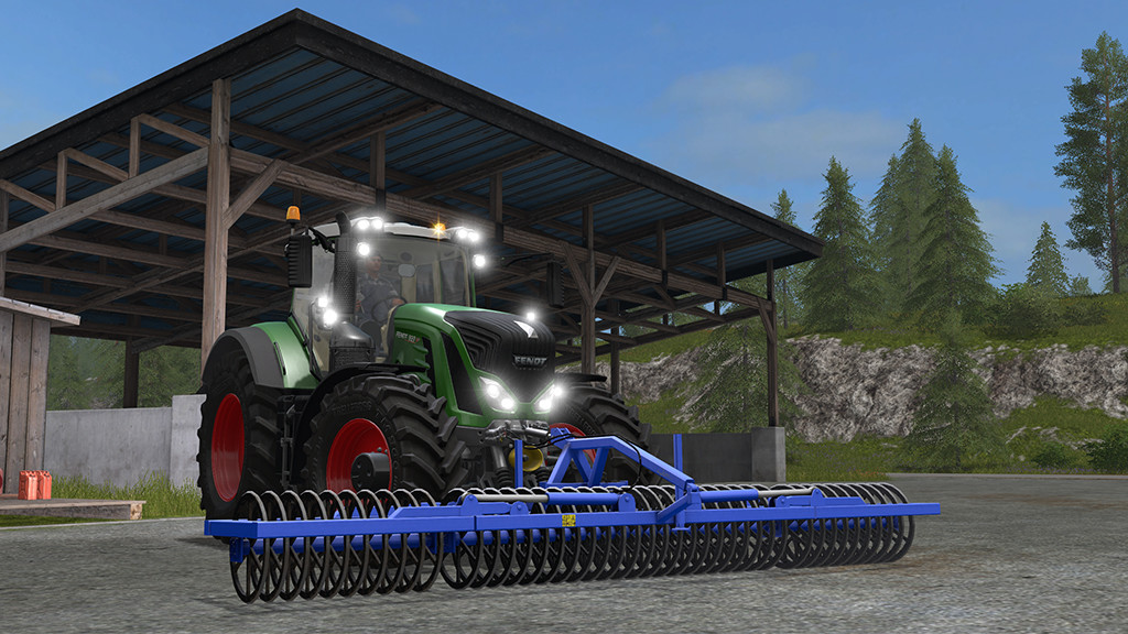 Photo of FS17 – Cochet Discotass Kültivator V2