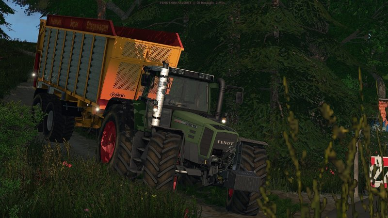 Photo of FS17 – Fendt 900 Favorit Serisi