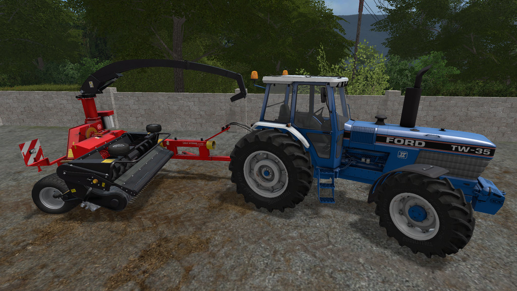 Photo of FS17 – Lely P300 Silage Hasat Makinesi 1.1.0.0