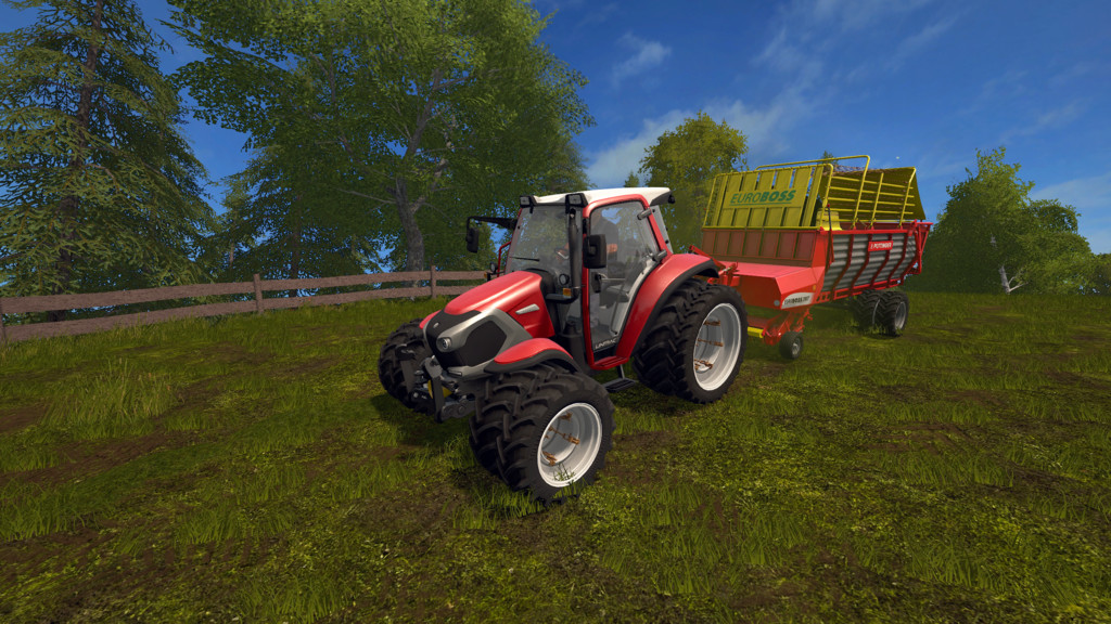 Photo of FS17 – Pöttinger Euroboss 250T / 290T Ot Römorku