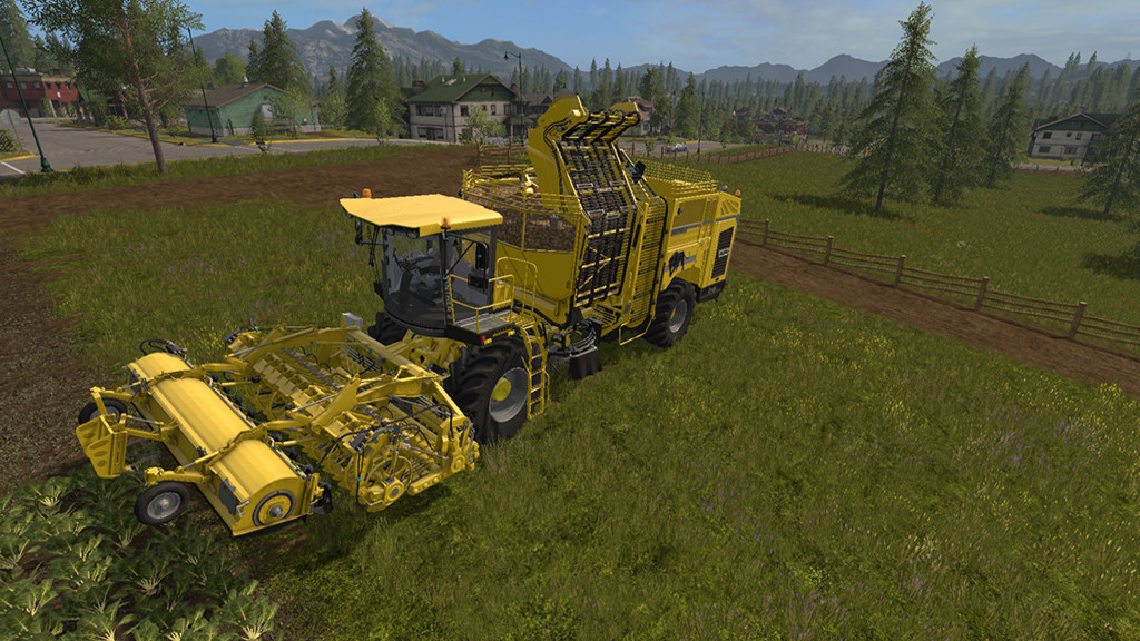 Photo of FS17 – Ropa Panther 2 Hasat Makinesi