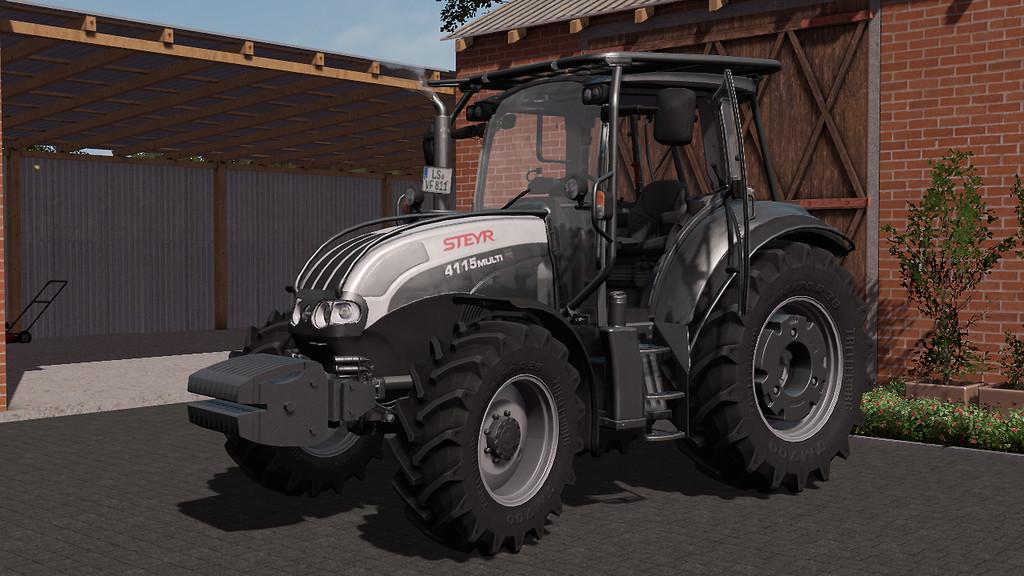 Photo of FS17 – Steyr 4115 Traktör Yaması