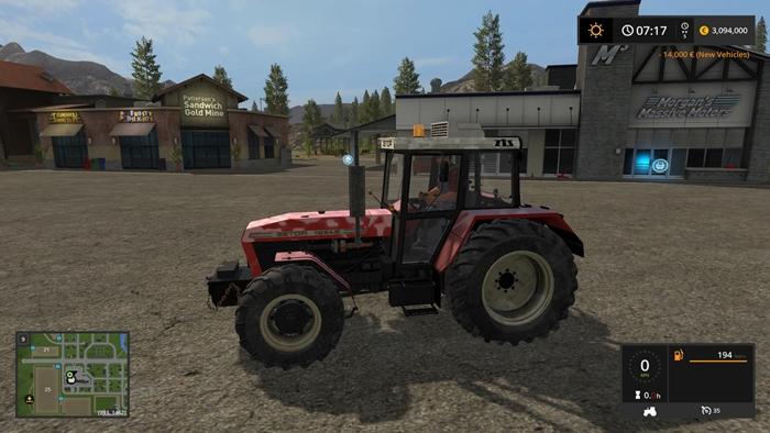 Photo of FS17 – Zetor 16245 Traktör V5