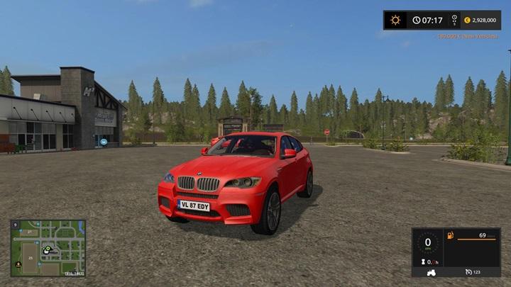 Photo of FS17 – BMW X6 V1.0