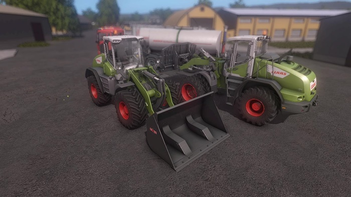 Photo of FS17 – Claas Torion 1511 V1