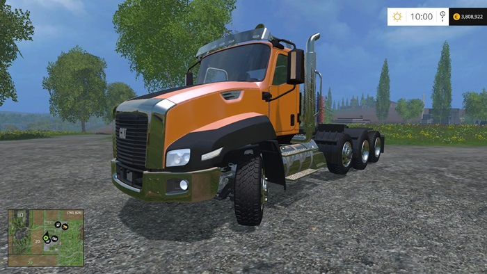Photo of FS15 – Cat CT660 2013 Model Ufak Kamyon V1