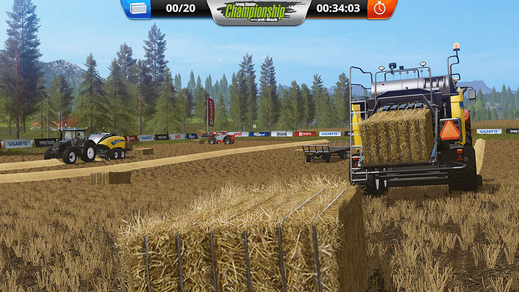 Photo of FS17 – Farming Simulator Championship Haritası