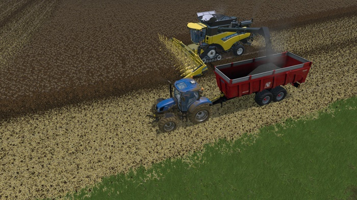 Photo of FS15 – Gilibert 1800 Römork V1