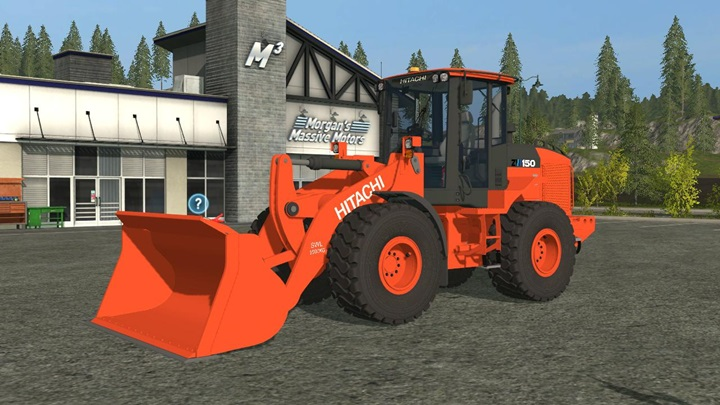 Photo of FS17 – Hitachi ZW150 Yükleyici V1.0