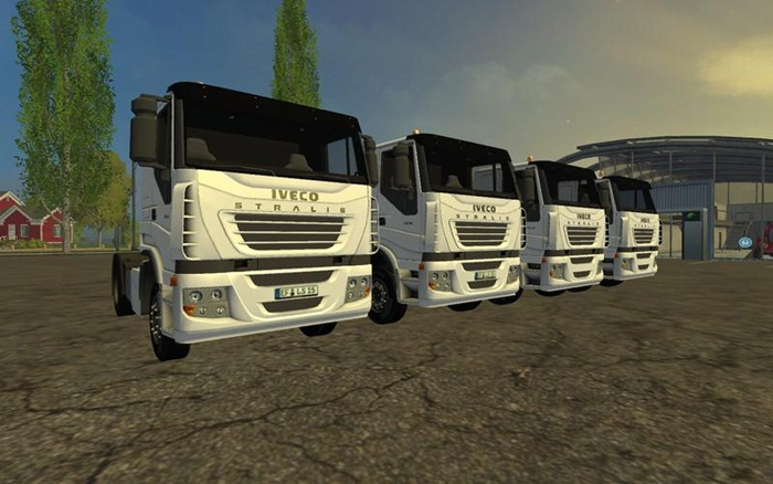 Photo of FS15 – Iveco Stralis Kamyon Paketi V1