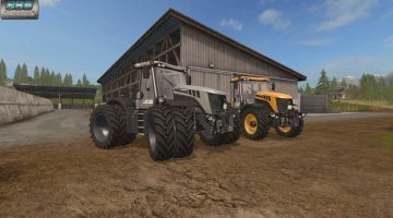Photo of FS17 – Jcb Fastrac 3000 XTRA