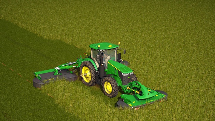 Photo of FS17 – John Deere 7R ve 8R Serisi V1.0