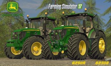 Photo of FS17 – John Deere 6250R Final Sürüm V4