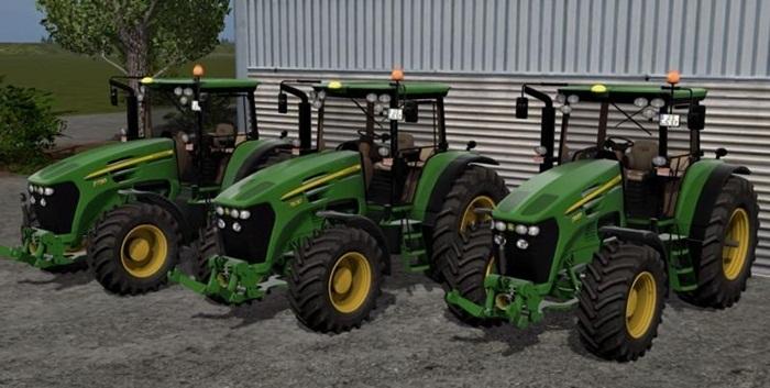 Photo of FS17 – John Deere 7930 Traktör V1.3.0