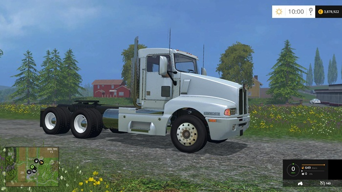 Photo of FS15 – Kenworth T600 1998 Model V1.2