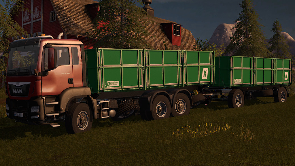 Photo of FS17 – Kröger Agroliner HKD Man Paketi